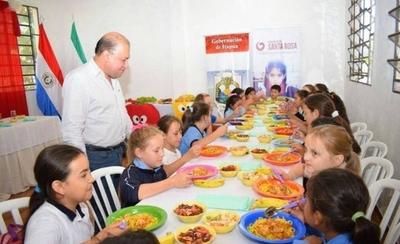HOY / El hambre de los niños: 73  comunas y 5 gobernaciones  jaquean merienda escolar