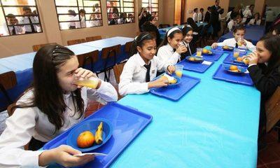 Merienda escolar está en peligro en 5 gobernaciones y más de 70 municipios