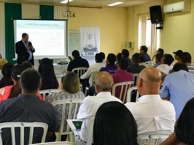 Charla sobre ley de desbloqueo llegará en diciembre al Chaco
