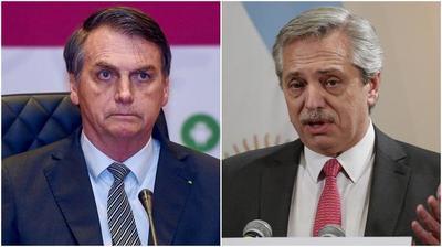 Cumbre del Mercosur marcada por la tensión Bolsonaro-Fernández. Abdo recibirá la presidencia pro tempore