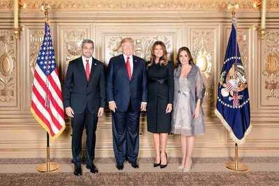 Mario Abdo Benítez se reunirá con Donald Trump en Washington