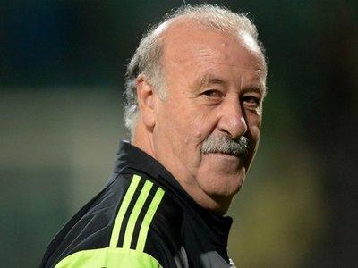 """Del Bosque advierte: España no puede """"subestimar"""" a ningún rival en Eurocopa"""