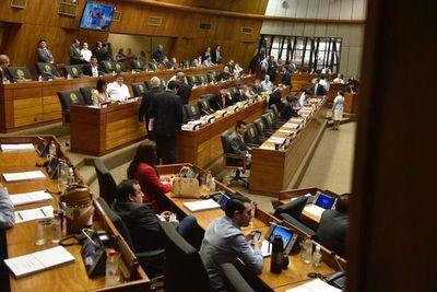 Diputados ratifican G. 47.000 millones más del PGN para tres instituciones