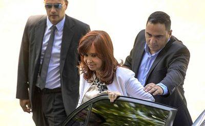 Kirchner ante la justicia a días de asumir la vicepresidencia de Argentina