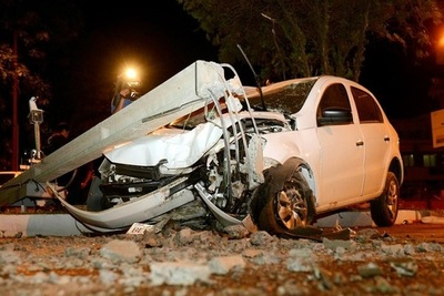 10 impactantes cifras sobre los accidentes en Paraguay