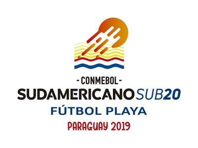 Presentan fixture del sudamericano sub 20 de fútbol de Playa