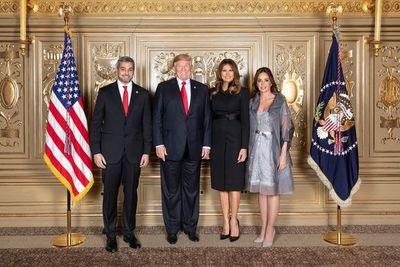 Abdo se reunirá con Donald Trump el próximo 13 de diciembre