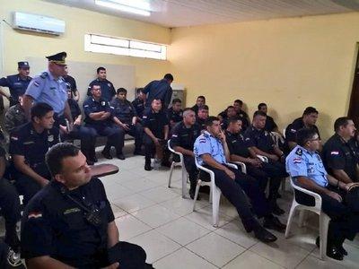 Menos del 50% del personal policial está a disposición de la ciudadanía, según especialista en seguridad