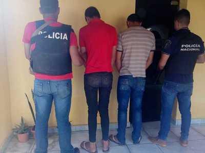 Fueron detenidos sospechosos de asesinar a taxista