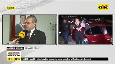 Fiscalía investigará requerimiento de Brasil