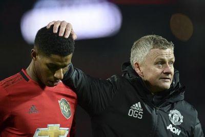 Solskjaer no teme por su puesto en el Manchester United