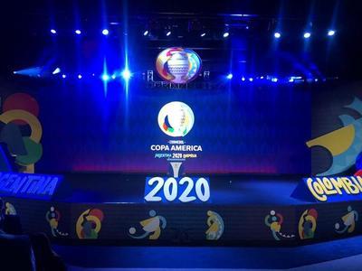 Paraguay, al Grupo A de la Copa América 2020