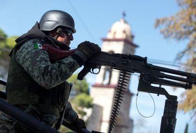 Detienen a 10 por ataque que dejó 23 muertos en el norte de México