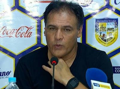 Chito Ayala siente confusión por el nivel de Luqueño