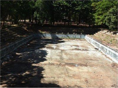 Urgen audiencia pública para revitalizar Parque Caballero