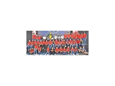 El ASA presentó su intercolegial deportivo 2020
