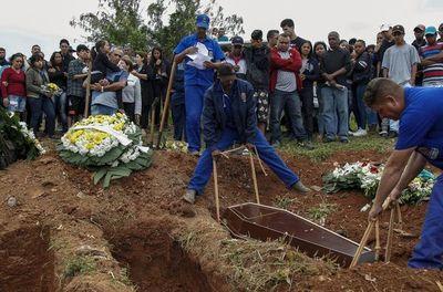 """Brasil: Nueve mueren tras """"acción policial"""""""