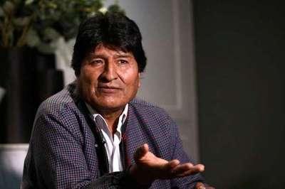 Evo Morales: «Quiero que haya presencia de Rusia en América Latina»