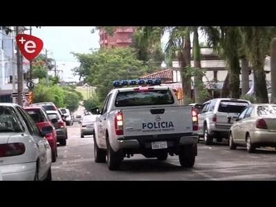 RETIRAN A INDIGENTES DE LA VÍA PÚBLICA DE ENCARNACIÓN
