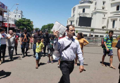 """HOY / Caacupé: advierten a peregrinos de la presencia """"extremistas religiosos"""""""