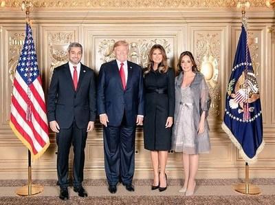 """Para asesor, ida de Mario Abdo a Estados Unidos demuestra """"respaldo"""" al Gobierno"""