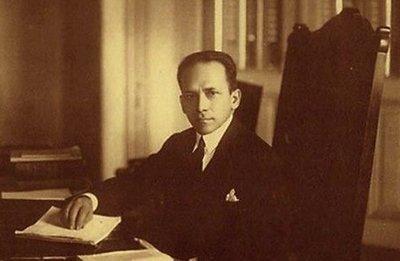 140 años del nacimiento de Eligio Ayala