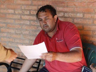 Otorgan prisión domiciliaria a ex intendente de Jesús de Tavarangue