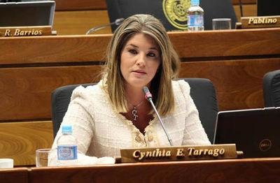 Excluyen del padrón de la ANR a Cynthia Tarragó