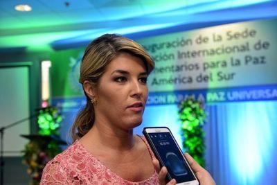 ANR excluye de su padrón a Cynthia Tarragó, presa en EE.UU.