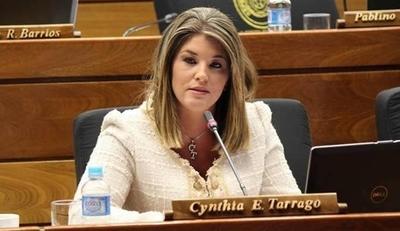 HOY / Tribunal de Conducta decide expulsar del padrón de la ANR a Cynthia Tarragó