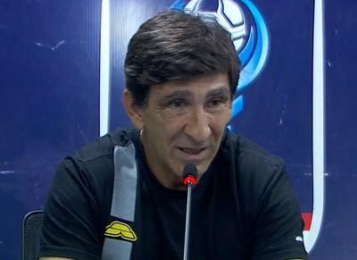 Gustavo Costas lamenta caer en la final