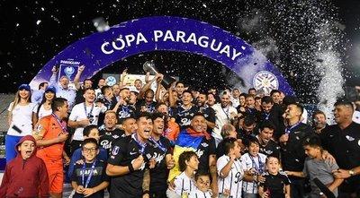 Libertad es el campeón de la Copa Paraguay