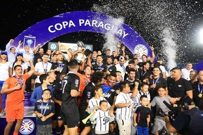 Libertad devaluó el 'Guaraní' y se quedó con la Copa Paraguay
