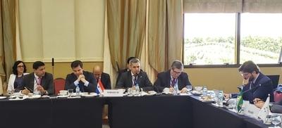 Ministros de Economía del Mercosur analizaron la coyuntura regional