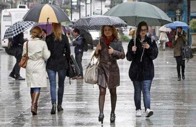 Clima agradable y sin lluvias