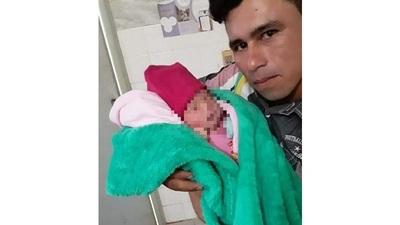 Confirman robo de una recién nacida en Curuguaty