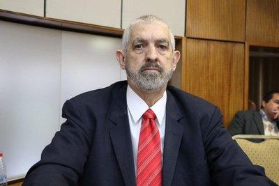 Kencho ocupa hoy banca dejada por Payo. ANR seguirá reclamando el espacio
