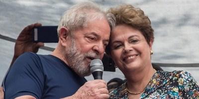Justicia brasileña absuelve a Lula y Rousseff del supuesto financiamiento ilícito de su partido