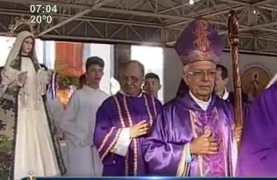 Octavo día del Novenario de la Virgen