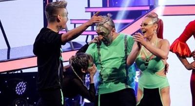 Marilina Bogado, Will Fretes y el Churero ganaron el 'duelo de parejas' del Baila
