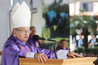 A Paraguay ya lo están ganando los narcopoliticos, según monseñor