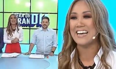 Yolanda Park y Dani Da Rosa estrenaron 'Será un gran día'