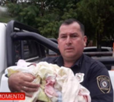 Recuperan a recién nacida robada en Curuguaty