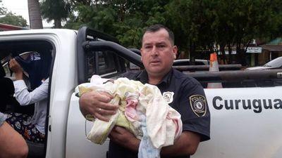 Rescatan a una bebé raptada en el Hospital de Curuguaty