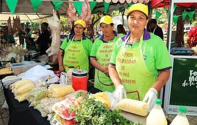 Productores obtuvieron G. 749 millones de ingresos mediante ferias del MAG