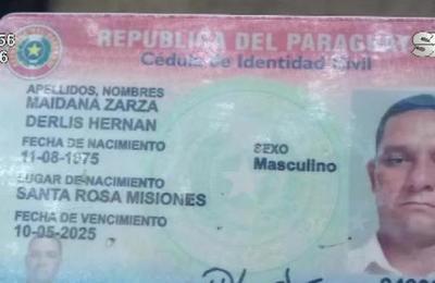 Hombre intentó vaciar la cuenta bancaria de un Diputado con una cédula falsa