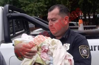 HOY / Recuperan a recién nacida robada de un hospital