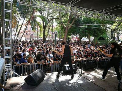 Metal Feria Fest convoca a 10 destacadas bandas este sábado