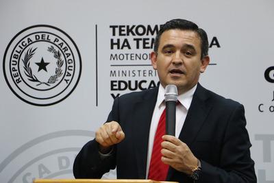 Deserción escolar: el fenómeno se redujo en un 1,4%, según el MEC