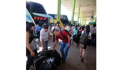 Refuerzan combate anti trata de personas durante festividades de Caacupe